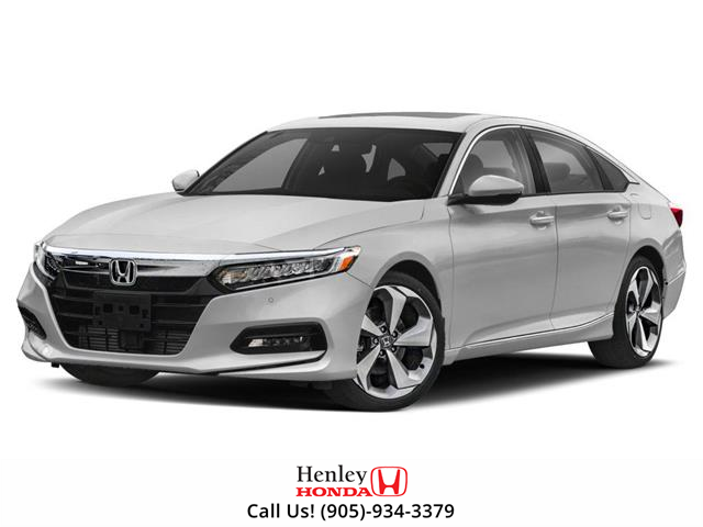 2019 Honda Accord Touring 1.5T (Stk: H17992) in St. Catharines - Image 1 of 9