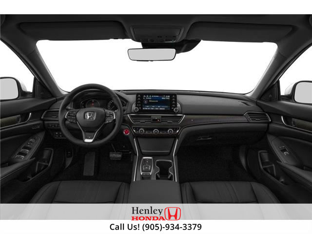 2019 Honda Accord Touring 1.5T (Stk: H17992) in St. Catharines - Image 5 of 9