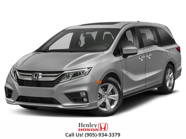 2019 Honda Odyssey EX-L (Stk: H18035) in St. Catharines - Image 1 of 9