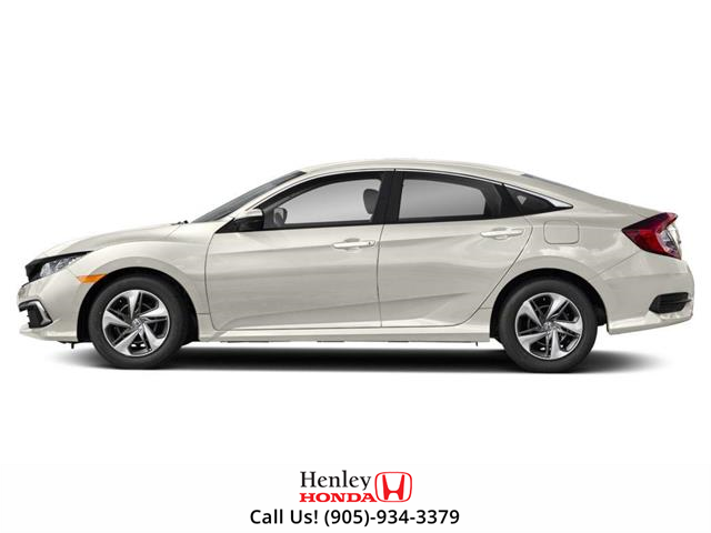 2019 Honda Civic LX (Stk: H18160) in St. Catharines - Image 2 of 9