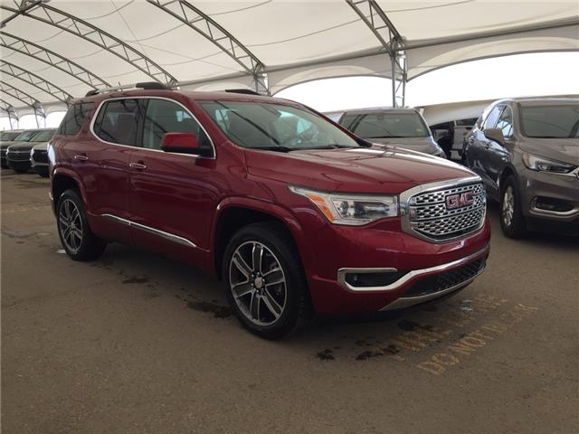 2019 GMC Acadia Denali (Stk: 169229) in AIRDRIE - Image 1 of 28