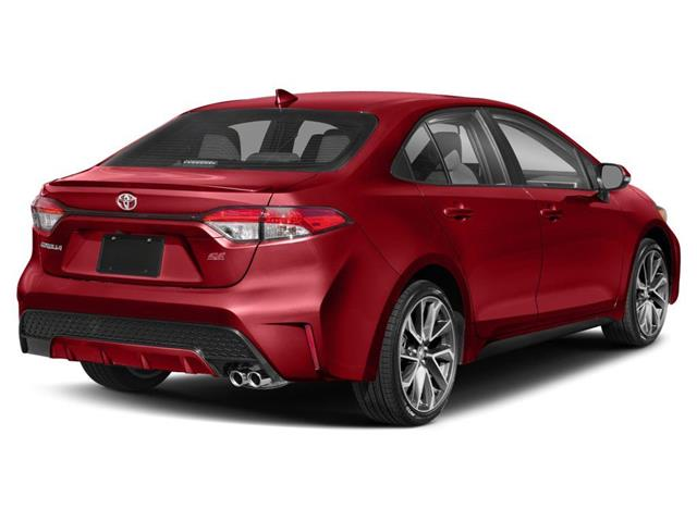 2020 Toyota Corolla SE (Stk: 8377) in Brampton - Image 3 of 8