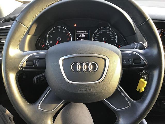 2017 Audi Q5 2.0T Komfort (Stk: T7280) in Hamilton - Image 6 of 25