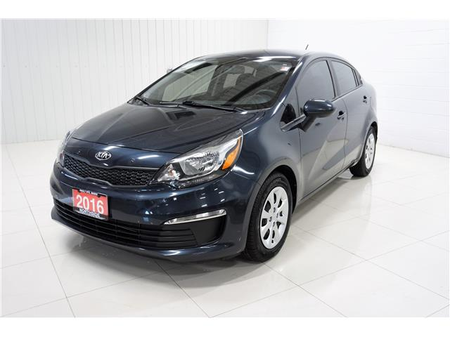 2016 Kia Rio LX+ (Stk: T19125A) in Sault Ste. Marie - Image 1 of 21
