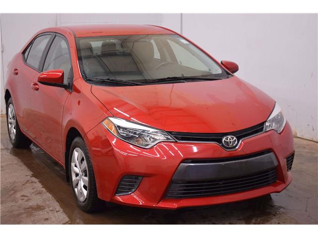 2015 Toyota Corolla LE - CLOTH * BACK UP CAM * TOUCH SCREEN (Stk: B4224) in Kingston - Image 2 of 29