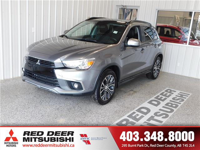 2017 Mitsubishi RVR GT (Stk: P8270A) in Red Deer County - Image 1 of 17