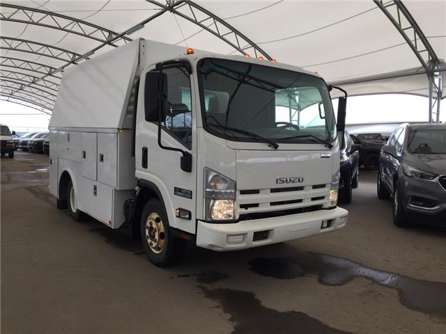 2011 Isuzu NPR - (Stk: 174268) in AIRDRIE - Image 1 of 13