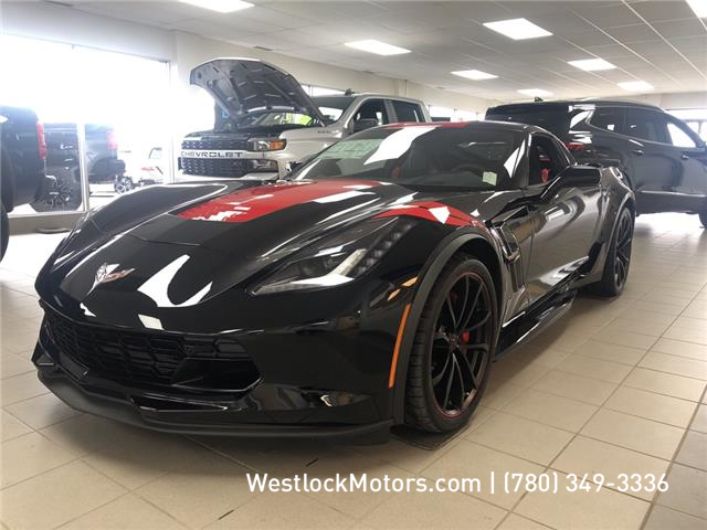 2019 Chevrolet Corvette Grand Sport (Stk: 19C19) in Westlock - Image 1 of 14