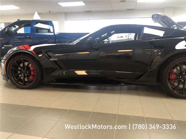 2019 Chevrolet Corvette Grand Sport (Stk: 19C19) in Westlock - Image 2 of 14