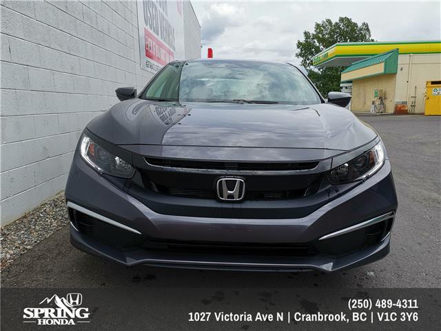 2019 Honda Civic LX (Stk: H27107) in North Cranbrook - Image 2 of 10
