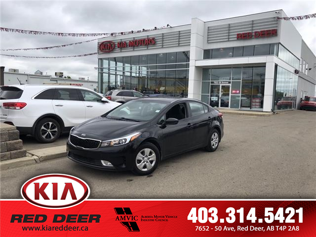 2017 Kia Forte LX+ (Stk: P7541A) in Red Deer - Image 1 of 15