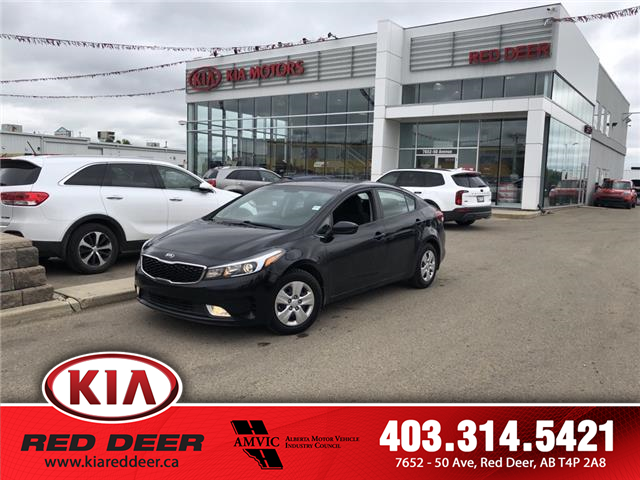 2017 Kia Forte LX+ (Stk: P7541A) in Red Deer - Image 2 of 15