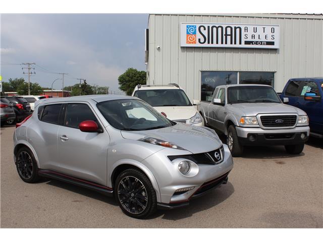 2014 Nissan Juke Nismo (Stk: C2803) in Regina - Image 1 of 23