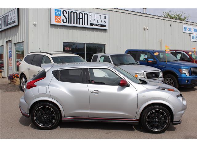 2014 Nissan Juke Nismo (Stk: C2803) in Regina - Image 2 of 23