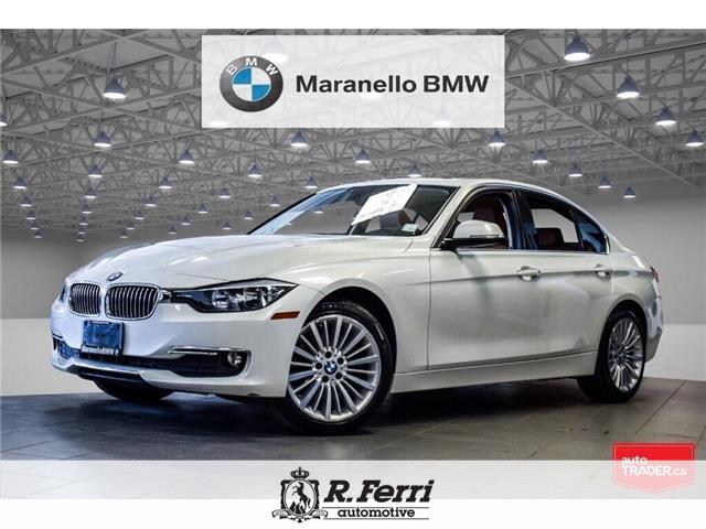 2015 BMW 320i xDrive (Stk: U8541) in Woodbridge - Image 1 of 25