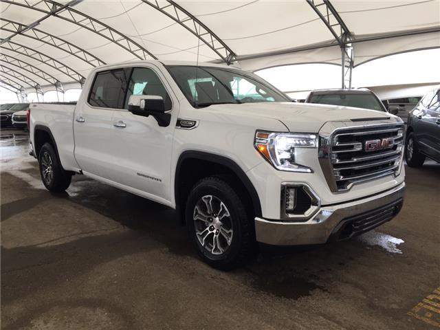 2019 GMC Sierra 1500 SLT (Stk: 175372) in AIRDRIE - Image 1 of 25