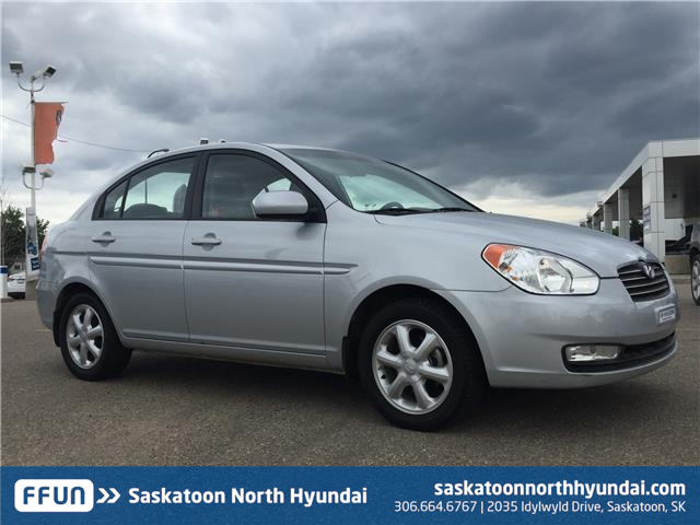 2011 Hyundai Accent GLS (Stk: 39239A) in Saskatoon - Image 1 of 25