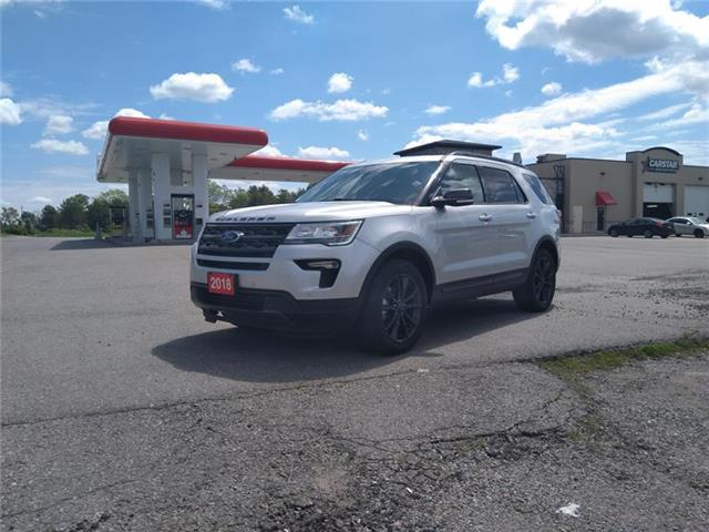 2019 ford explorer xlt stk iex8704 in uxbridge image 1 of 13