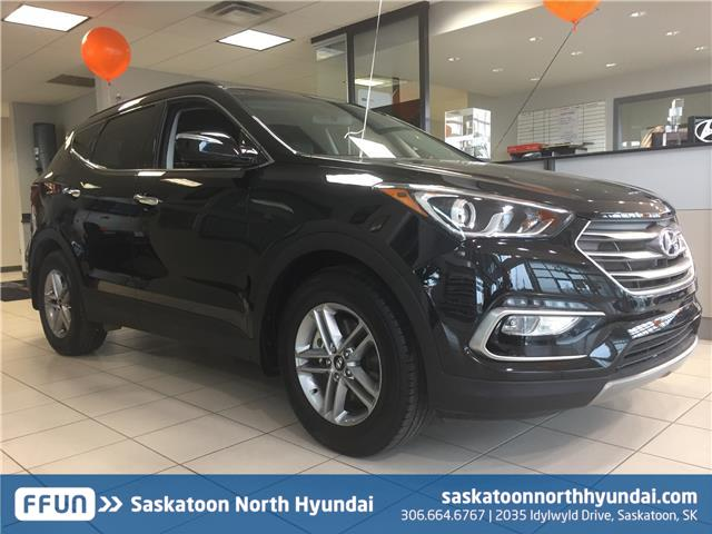 2018 Hyundai Santa Fe Sport 2.4 Luxury (Stk: B7354) in Saskatoon - Image 1 of 11