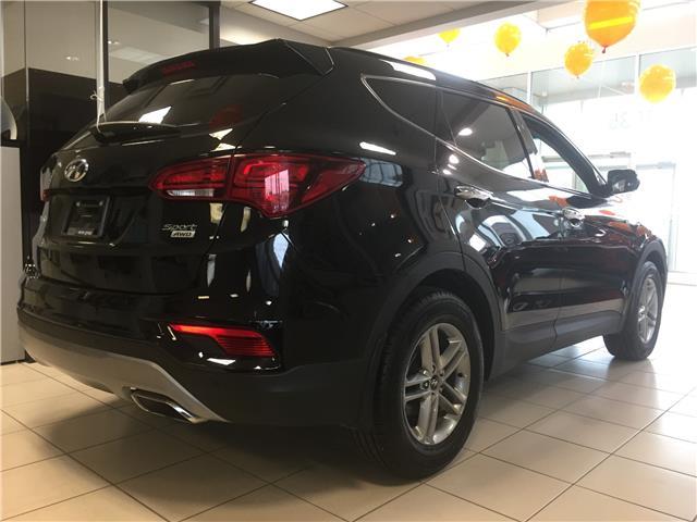 2018 Hyundai Santa Fe Sport 2.4 Luxury (Stk: B7354) in Saskatoon - Image 2 of 11