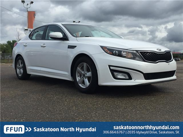 2014 Kia Optima LX (Stk: B6952) in Saskatoon - Image 1 of 24