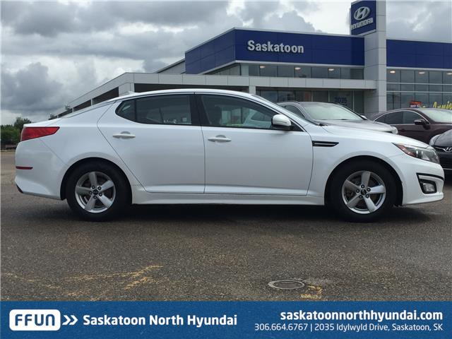 2014 Kia Optima LX (Stk: B6952) in Saskatoon - Image 2 of 24