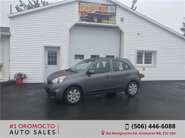 2018 Nissan Micra S (Stk: 324) in Oromocto - Image 1 of 10
