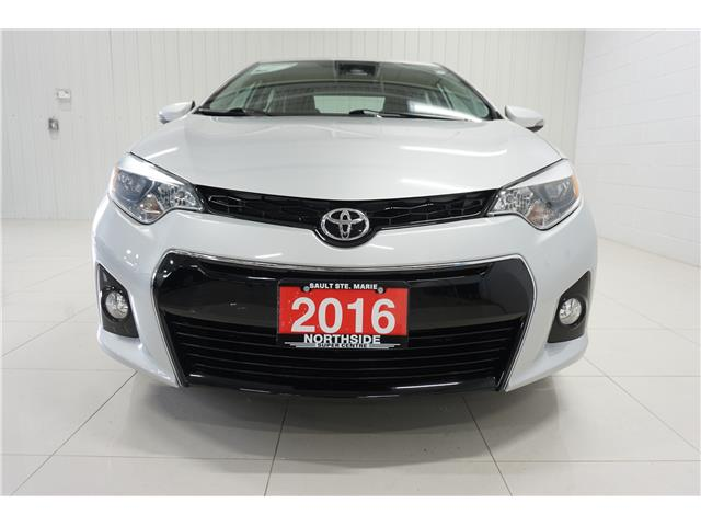 2016 Toyota Corolla S (Stk: P5396) in Sault Ste. Marie - Image 2 of 19