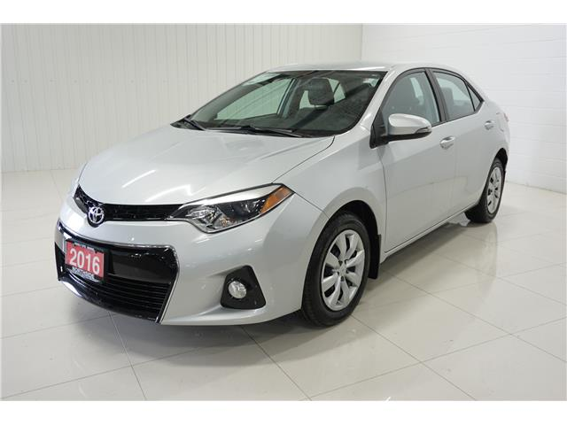 2016 Toyota Corolla S (Stk: P5396) in Sault Ste. Marie - Image 1 of 19