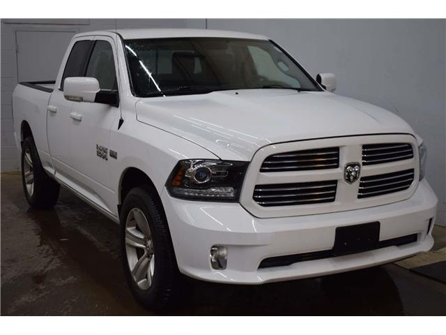 2016 RAM 1500 SPORT 4X4 - LTHR * HTD & VENTED SEATS * HITCH RCVR (Stk: B4238) in Kingston - Image 2 of 26