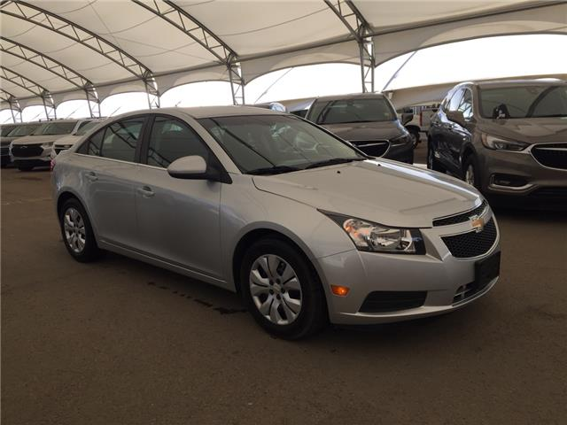 2013 Chevrolet Cruze LT Turbo (Stk: 176275) in AIRDRIE - Image 1 of 14