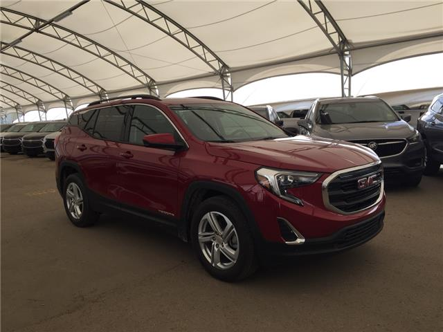 2019 GMC Terrain SLE (Stk: 175707) in AIRDRIE - Image 1 of 22