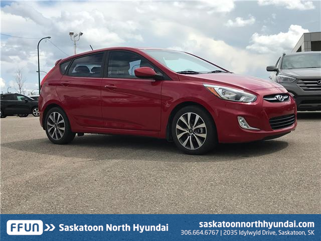 2015 Hyundai Accent SE (Stk: 39134A) in Saskatoon - Image 1 of 25