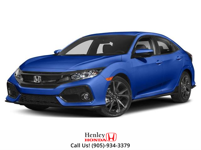 2019 Honda Civic Sport (Stk: H18258) in St. Catharines - Image 1 of 9