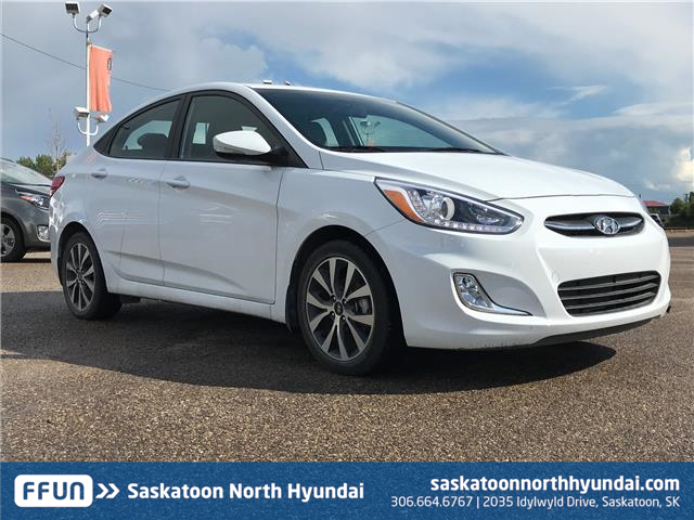 2017 Hyundai Accent SE (Stk: B7351) in Saskatoon - Image 1 of 24