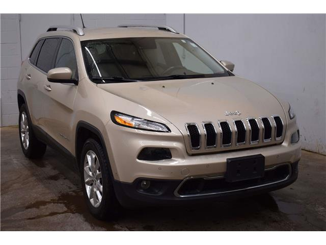 2015 Jeep Cherokee LIMITED 4X4 - NAV * LTHR * VENTED SEATS (Stk: B4273) in Napanee - Image 2 of 26