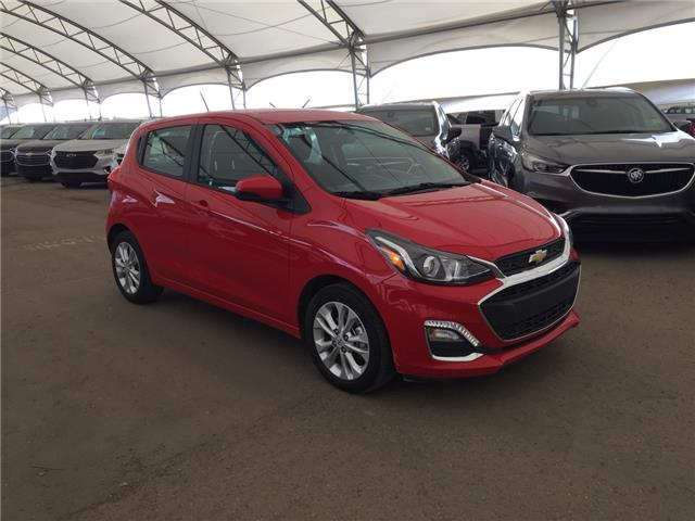 2019 Chevrolet Spark 1LT CVT (Stk: 176138) in AIRDRIE - Image 1 of 17