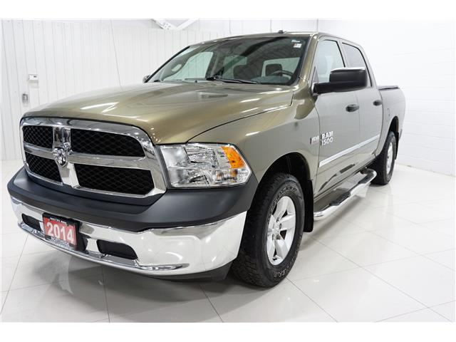 2014 RAM 1500 ST (Stk: P5360A) in Sault Ste. Marie - Image 1 of 18