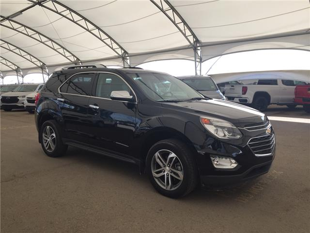 2016 Chevrolet Equinox LTZ (Stk: 175735) in AIRDRIE - Image 1 of 22