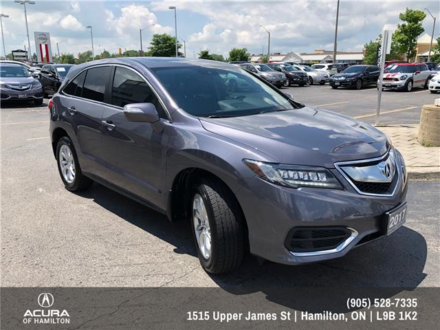 2017 Acura RDX Tech (Stk: 1714740) in Hamilton - Image 2 of 26