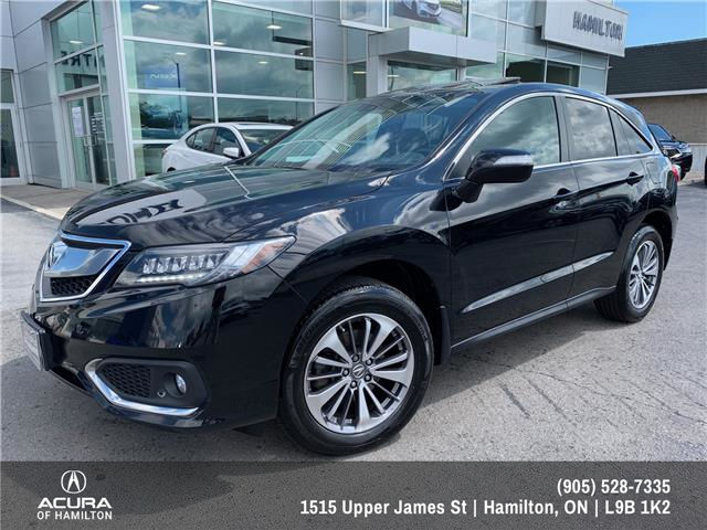 2016 Acura RDX Base (Stk: 1614750) in Hamilton - Image 1 of 30