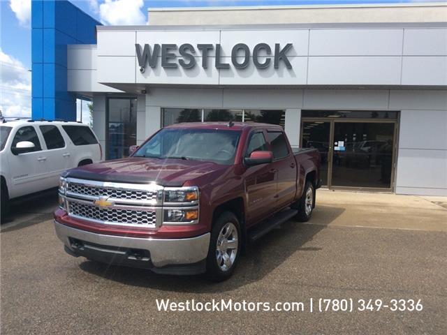 2015 Chevrolet Silverado 1500  (Stk: 19T94A) in Westlock - Image 1 of 12