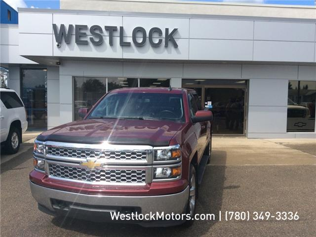 2015 Chevrolet Silverado 1500  (Stk: 19T94A) in Westlock - Image 2 of 12