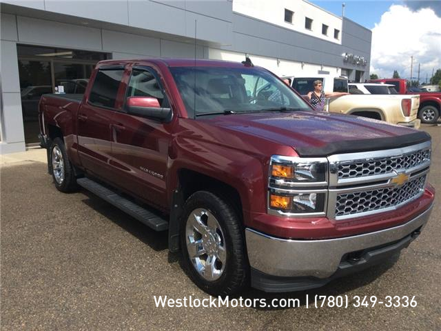 2015 Chevrolet Silverado 1500  (Stk: 19T94A) in Westlock - Image 3 of 12