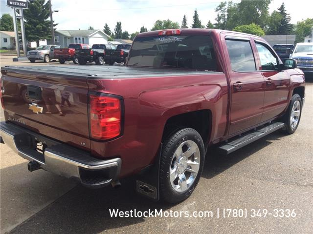 2015 Chevrolet Silverado 1500  (Stk: 19T94A) in Westlock - Image 4 of 12