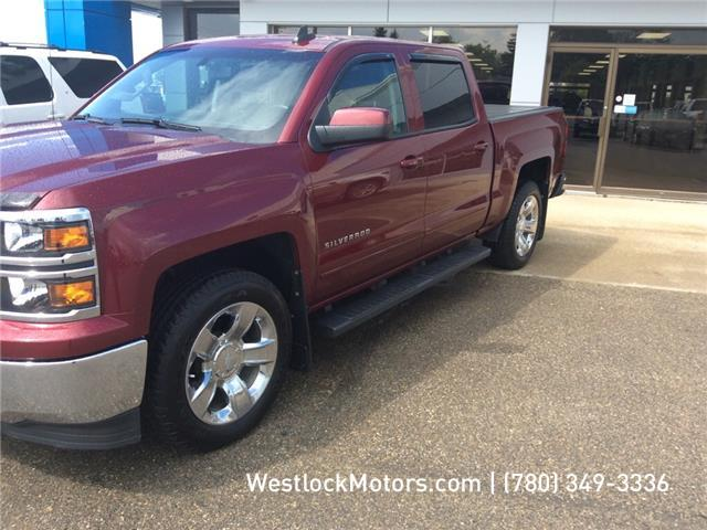 2015 Chevrolet Silverado 1500  (Stk: 19T94A) in Westlock - Image 6 of 12