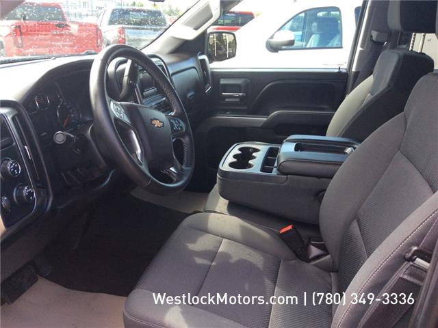 2015 Chevrolet Silverado 1500  (Stk: 19T94A) in Westlock - Image 7 of 12