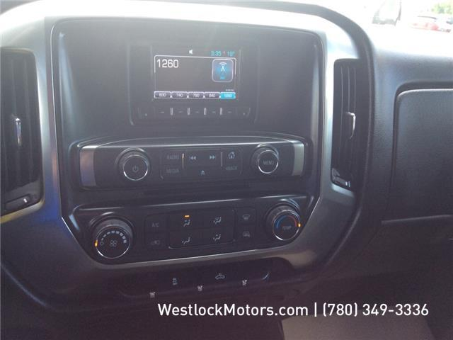 2015 Chevrolet Silverado 1500  (Stk: 19T94A) in Westlock - Image 11 of 12