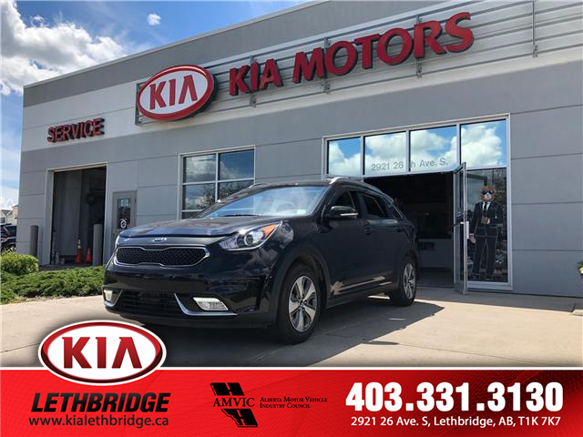 2019 Kia Niro EX (Stk: 9NR1786A) in Lethbridge - Image 1 of 15
