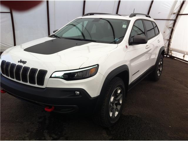 2019 Jeep Cherokee 27L Trailhawk Elite (Stk: R8379A) in Ottawa - Image 2 of 25